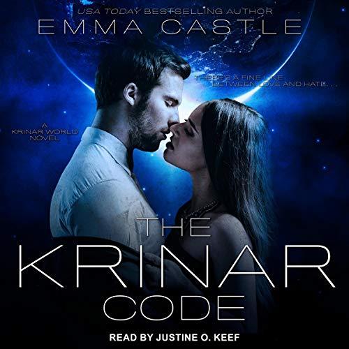 The Krinar Code: A Krinar World Novel cover art