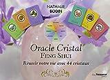 Oracle Cristal Feng Shui, réussir votre vie avec 44 cristaux - Avec 44 cartes