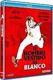 El hombre vestido de blanco - BD [Blu-ray]
