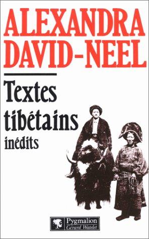 Textes tibétains inédits