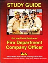 Fire Department Company Officer: Study Guide
