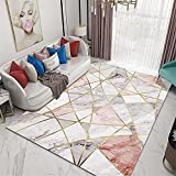 Alfombras Sofa niños Infantil alfombras Diseño geométrico de...