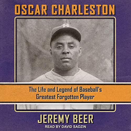 Oscar Charleston audiobook cover art