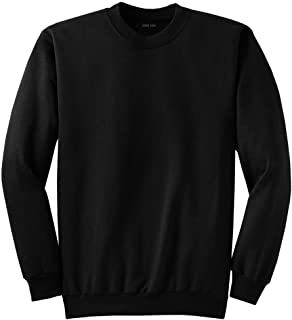 Best Adult Soft and Cozy Crewneck Sweatshirts in 28 Colors in Sizes S-4XL Review