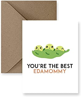 You're The Best Edamommy Greeting Card