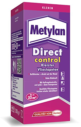 Metylan lijm Direct Control lijm 200 g