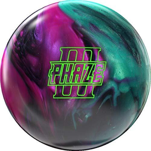 Storm Phaze III High Performance Reaktiv Bowling Ball mit Eckiger Bogenbewegung Größe 14 LBS
