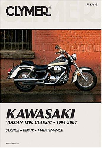 Kawasaki VN1500 Vulcan Classic D1-D2 96-97, E1-E7 98-04