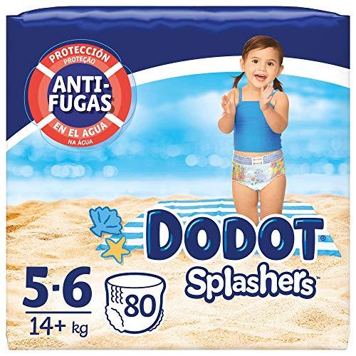 Dodot Pañales Bebé Bañador Splashers,...