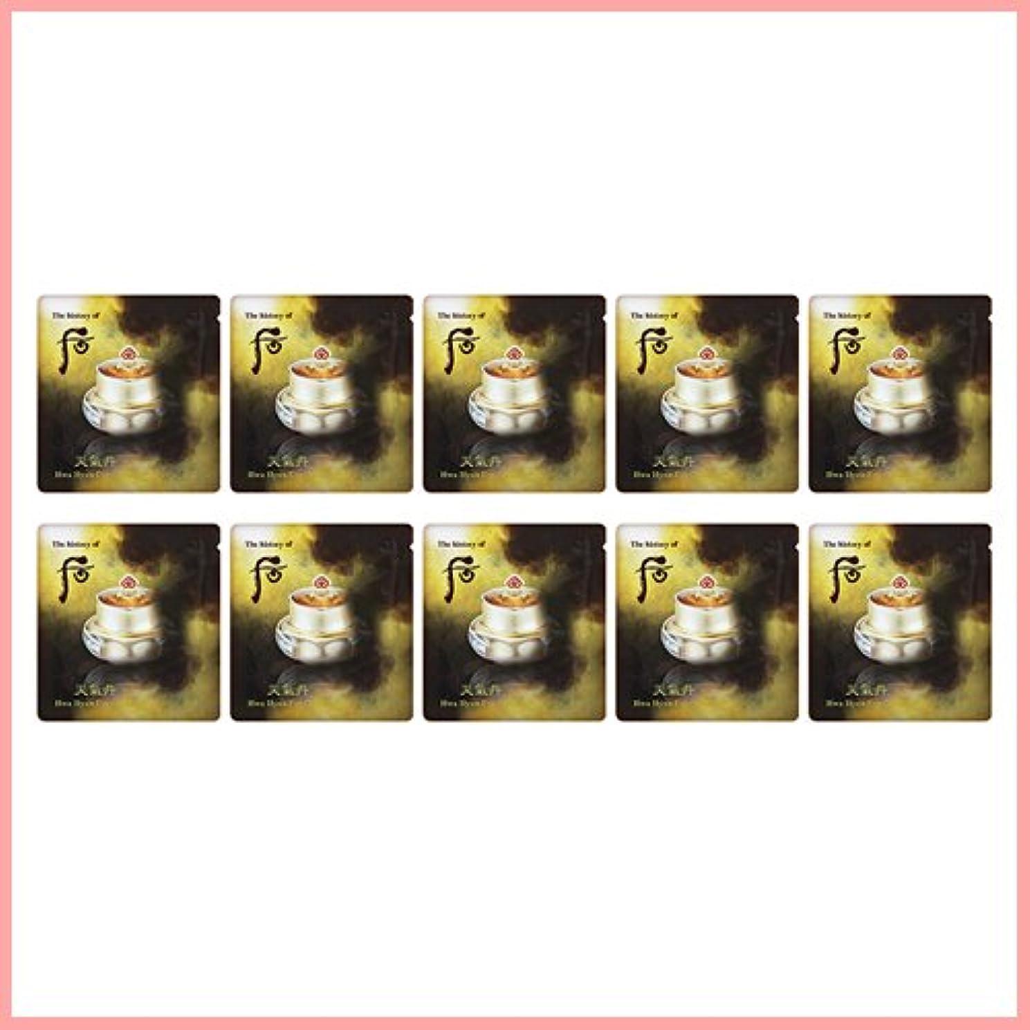 噴出する変成器絶壁The History of Whoo Cheongidan hwahyun eye cream x 10EA [サンプル][TTBEAUTY]