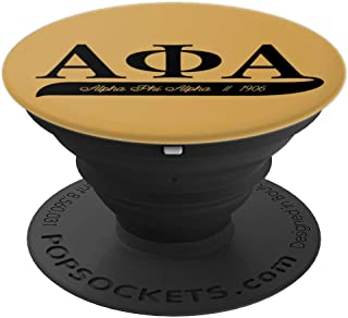 Alpha Phi Alpha - PopSockets Grip and Stand for Phones and Tablets