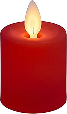Ganz Red LED Votive Candle Set (2 pc. Set)