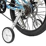 17 Bis 24 Zoll Kinderfahrrad Universal Stützräder-Ein Paar Erwachsene Stützräder-Fahrrad stützräder- kann 100 KG tragen