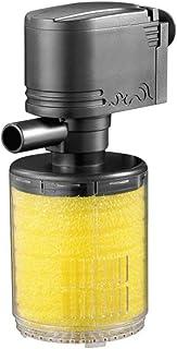 Mumoo Bear Aquarium Filter Fish Tank Submersible Pump Spray Built-in Filter Material Water Purifier Filtration 12 W -1000l...