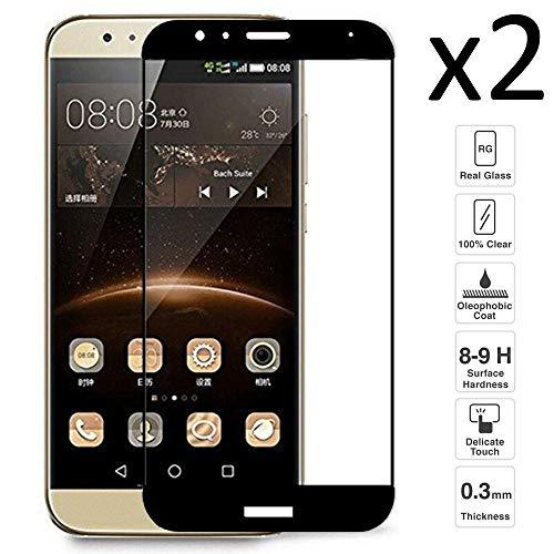 iGlobalmarket [Pack Ahorro - 2 Unidades] Protector de Pantalla 3D Huawei G8...