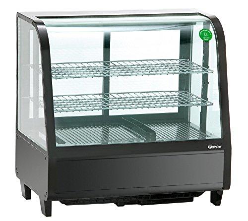 Vetrinetta refrigerata per alimenti, 100 litri, 0,16KW - Bartscher 700201G
