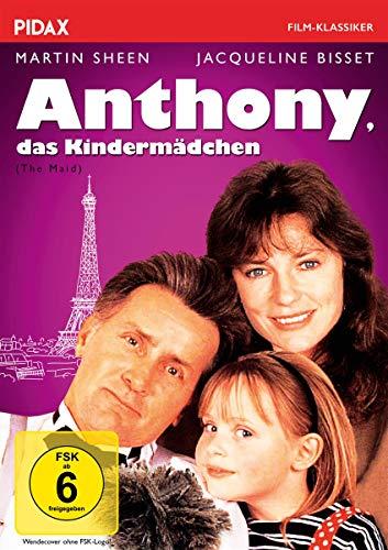 Anthony, das Kindermädchen (The Maid) / Charmante Komödie mit Starbesetzung (Pidax Film-Klassiker)