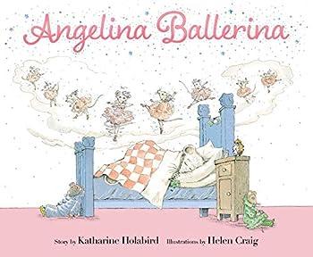 angelina ballerina books