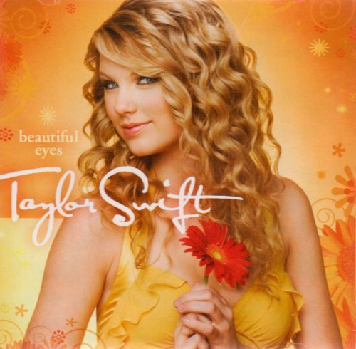 Beautiful Eyes Limited Edition, CD+DVD Edition by Taylor Swift (0100) Audio CD