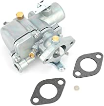 Aramox Carburetor, Metal Carburetor Gasket Fit for IH Farmall Tractor Cub LowBoy Cub 251234R92 251234R91