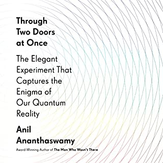 Through Two Doors at Once audiobook cover art