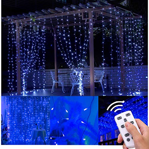 Lightess 300 LED Christmas String Lights