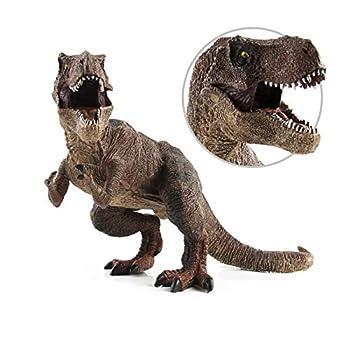 Tinsow T-Rex Dinosaur Toy Action Figure Large Jurassic World Dinosaur Tyrannosaurus Rex