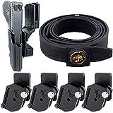 Black Scorpion Outdoor Gear Combo Rig N5-1 Competotion Belt Medium + CO15-BTMBK-MPGMBK-HOGL17BK