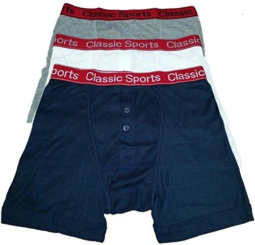 HDUK TM Mens Underwear - Boxer - Homme Multicolore Multicolore