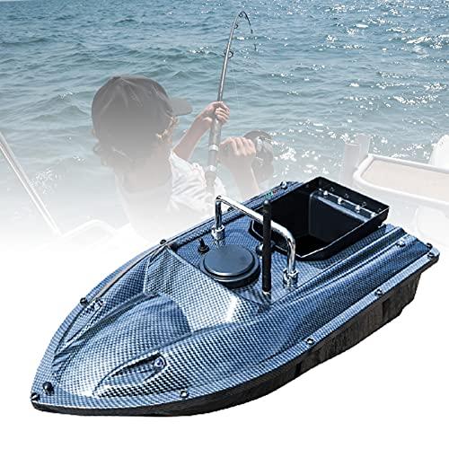 DestinyXVZ Wireless Barcos Cebador, Intelligent Control Remoto Barcos, Barco Cebador Carpfishing para Entusiasta de La Pesca, Crucero Automático