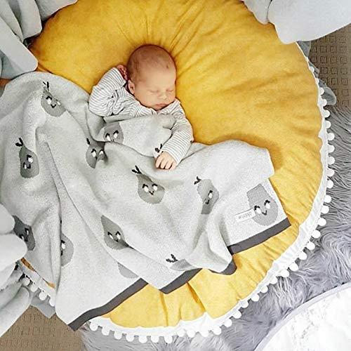 ZTH Baby Bean Bag Chair Infantil Feeding Chair Multi-Funzione Nursling Seggiolino Auto Seggiolino for Bambini Divano (Grigio) (Color : Yellow)