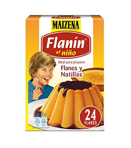 Maizena - Preparado para flan y natillas - 192 g (6 sobres...
