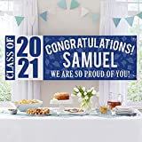 7 BEST Personalized Graduation Banner