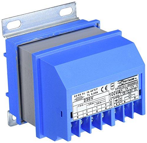 Productos QP Transformador 100 W, Negro, 15.5x13.5x15 cm, 500395A