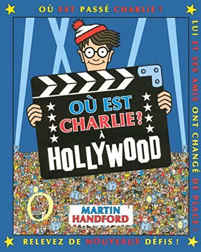 Où est Charlie ? À Hollywood – Cherche-et-trouve – À partir de 7 ans