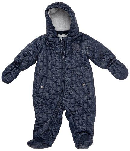 Mexx Baby - Jungen Overall K1HAO002, Gr. 50/56 (S), Blau (430)