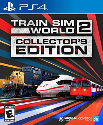 Train Sim World 2: Collector's Edition (PS4) - PlayStation 4
