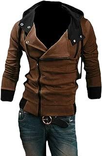 Mens' Fashion Long Sleeve Hoodie Hooded Sweatshirt Tops Jacket Coat Hot