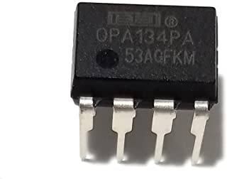 Burr Brown OPA134PA Operational Amplifier (Pack of 4)