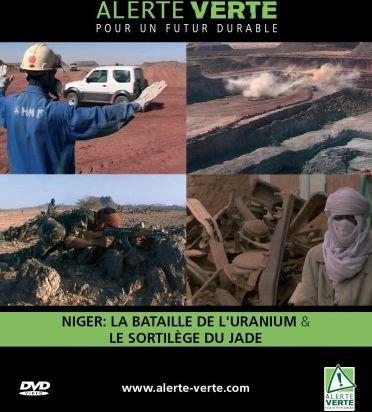 နိုင်ဂျာ - ယူရေနီယမ်တိုက်ပွဲ - အစိမ်းရောင်သတိပေးချက်