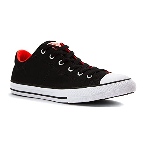 1312d5f2b7d9 Converse Unisex Chuck Taylor AS Double Tongue OX Lace-Up