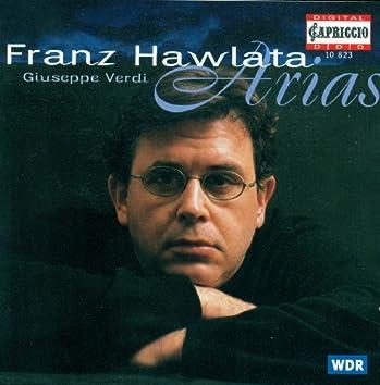 Verdi, G.: Opera Arias