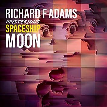 Mysterious Spaceship Moon