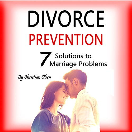 Divorce Prevention audiobook cover art