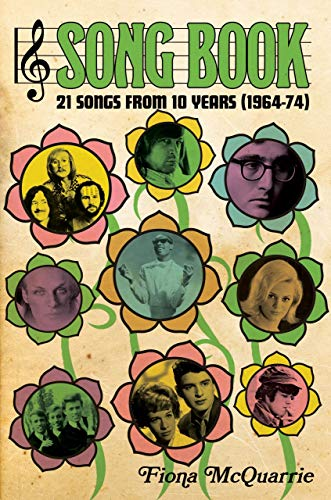 Song Book:  21 Songs From 10 Years (1964-74) (English Edition)