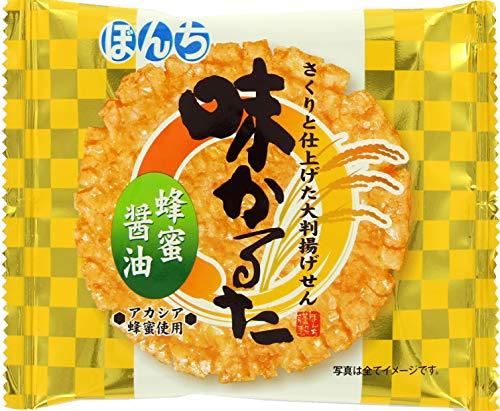 味かるた 蜂蜜醤油 1枚入×20袋