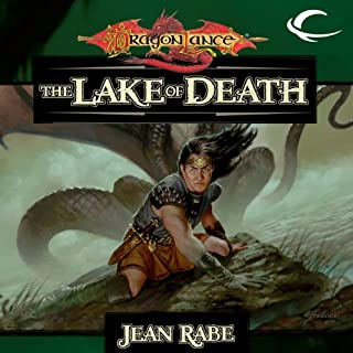 The Lake of Death audiobook cover art