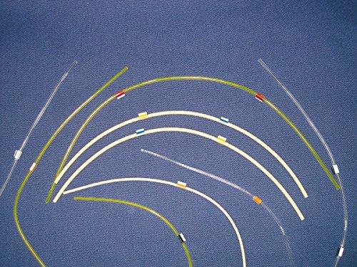 Dutscher 4906524tubo in PVC nero/nero