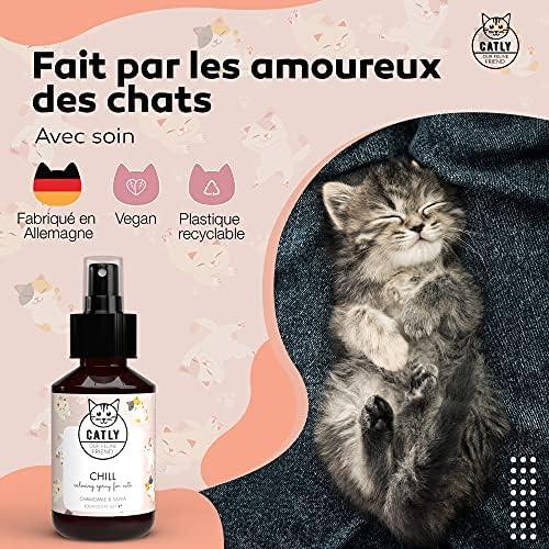 Catly Spray Anti Stress Chat - Effet Calmant