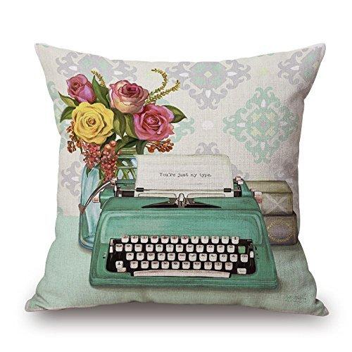 therq Lightinglife Cotton Pillow Cover Personalizzabile Glamour Grandma Glam-ma Cuscini